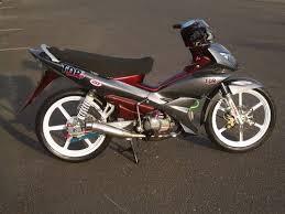 Modifikasi mobil dan motor modifikasi jupiter z dan jupiter mx modifikasi motor sport Jupiter z Modified