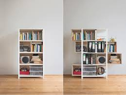 Rek Bookcase Expanding Bookshelves Apartment Therapy