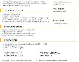 simple resume format free in ms word resume simple resume format for freshers free
