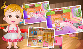 Baby Hazel Room Games - baby hazel gardening games android apps on google play