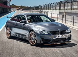 first car ever made in the world bmw m4 gts 2016 officially the fastest bmw road car ever by car