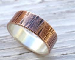 Mens Wedding Ring Metals by Mens Wedding Bands Etsy