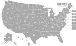 State Abbreviations Map by File Blank Us Map With Labels Svg Wikimedia Commons