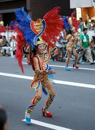 kids samba asakusa samba carnival