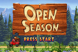 play open season nintendo game boy advance play retro