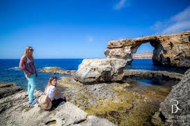 Azure Window by The Azure Window Of Malta Collapses 4ever Travel
