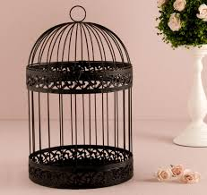 birdcages for wedding black birdcage wedding card holder birdcage card holder