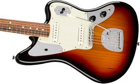 jaguar fender american pro jaguar rosewood fingerboard 3 color sunburst