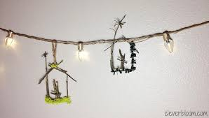 diy stick nativity ornament clever bloom