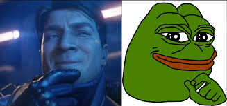 Smug Meme Face - buck s true identity revealed spoilers halo 5 guardians