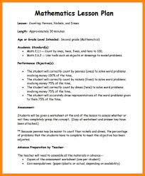 8 example lesson plan reporter resume