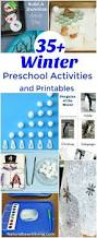 35 best winter preschool activities and free printables natural