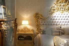 chambre baroque ado chambre baroque les motifs de feuillage et de fleurs sont a