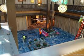 Polynesian Home Decor by Photos See The New Look Polynesian Resort Lobby As Construction