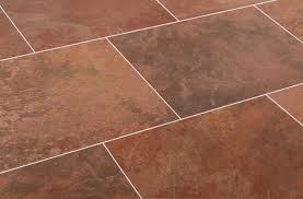 daltile continental slate indian red color porcelain tile