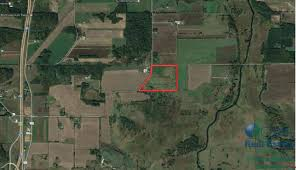 Wisconsin Public Hunting Land Map by Hunting Property In Portage Wi With Build Site Close To Town