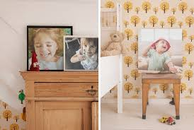 how to create a photo wall to reinvent your space bonusprint blog