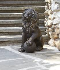 lion statue 27 lion statue limited availability