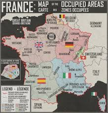 France Germany Map by What If After The Wwii France Was Occupied Like Germany Was