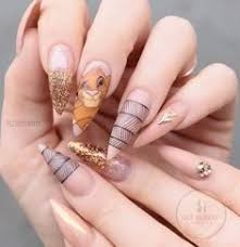imagine disney lion king and nails nails pinterest disney