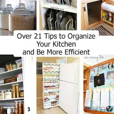 How To Organize Your Kitchen Pantry - organize your kitchen using these tips and become more efficient