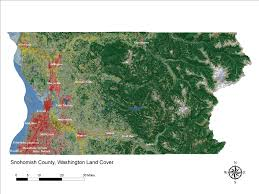 Bothell Washington Map by The Heat Islands Of Snohomish County August 2017 News Uw Bothell