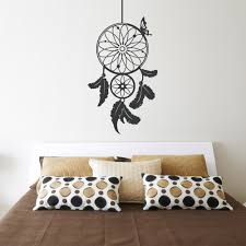 wall decoration dream catcher wall decal lovely home decoration dream catcher wall decal