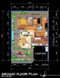 modern house floor plan by jecojara on deviantart