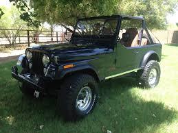 dark green jeep 1985 cj5 u2013 the jeep farm