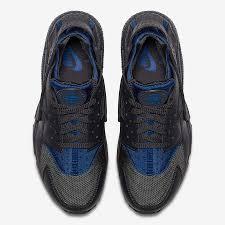 obsidian color nike nike air huarache gym blue obsidian 318429 418 sneakerfiles