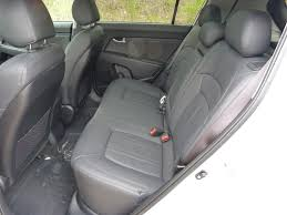 nissan cube interior backseat review 2011 kia sportage sx the truth about cars