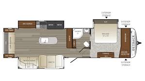30 Foot Travel Trailer Floor Plans by Keystone Outback 328rl Travel Trailer For Sale