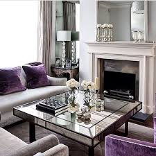 Mauve Home Decor Glamorous Grey And Purple Living Room Designs 92 In Home Decor