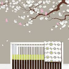 Tree Decal For Nursery Wall Tree Wall Decal Nursery Wall Decal Wall From Iwalldecals On Etsy
