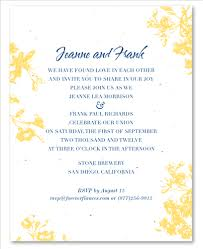 wedding ceremony cards ceremony invitations on seeded paper amsterdam s roses by