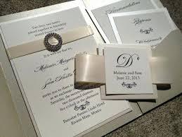 folded wedding invitations as well as these tri fold wedding