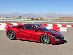 first drive 2017 acura nsx thedetroitbureau com