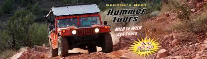 hummer jeep sedona offroad adventures