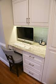 getting your home back to school ready james river construction small desk space built into kitchen