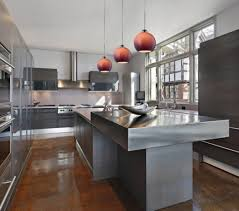 Kitchen Island Contemporary - contemporary kitchen ideas 2016 adorable modern kitchen designs