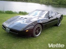 85 corvette price 1985 chevy corvette c4 magazine