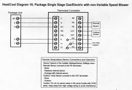 trane thermostat wiring diagram wiring diagram and schematic
