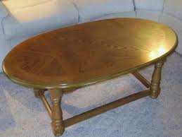 oval shaped coffee table oval shaped coffee tables wallowaoregon com contemporary oval