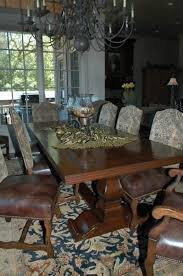 Dining Room Table Tuscan Decor Handmade Tuscan Dining Table By Leaf Design Llc Custommade