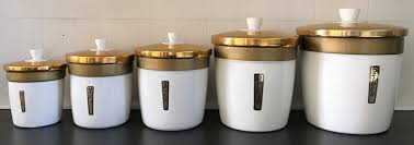 100 vintage kitchen canister vintage kitchen canister set