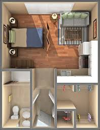 Living Room Designs For Small Houses by Best 25 Studio Apartments Ideas On Pinterest Studio Apartment