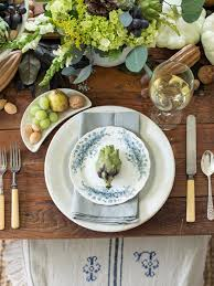 Simply Primitive Home Decor Use White Pumpkins To Decorate Your Thanksgiving Table Hgtv U0027s