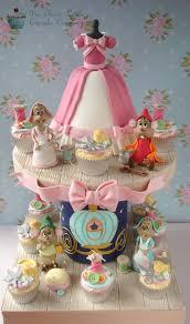 cinderella cupcakes bippity boppity boo cinderella cakes cupcakes on craftsy