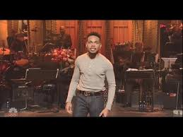 chance the rapper debuts thanksgiving song sings come back
