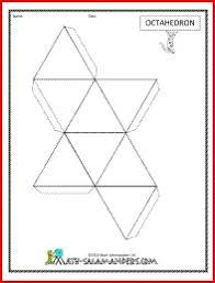 75 best 2d u0026 3d shape printables images on pinterest printable